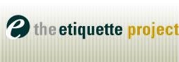 The Etiquette Project